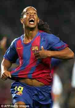 Brazilian Legend Ronaldinho Set To Marry His 2 Girlfriends At The Same Time (Photos)